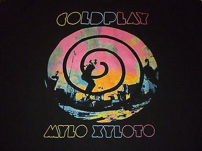 Coldplay Tour Shirt ( Used Size XL ) Very Good Condition!!!