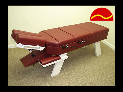 3-Drop Chiropractic Table - FREE SHIPPING for Spooky Special 2!