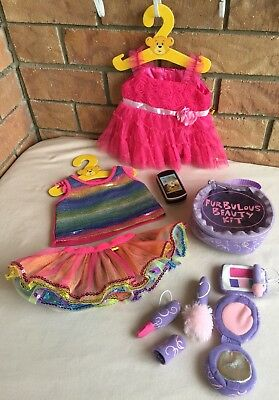 BUILD A BEAR Clothes & Accessories...NEW...Genuine