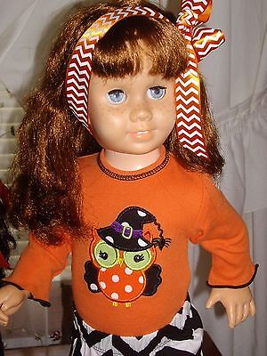 Adorable Chatty Cathy #5 Pigtail, Auburn Hair, Blue Eyes and talks great!!