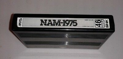 Nam 1975 (Neo geo mvs snk arcade) Cart Only FAST FREE SHIPPING!!!