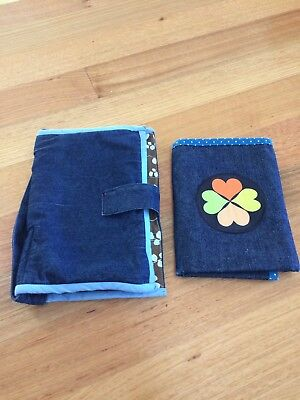Gorgeous Nic Nac Nappy Change Wallet And Change Mat