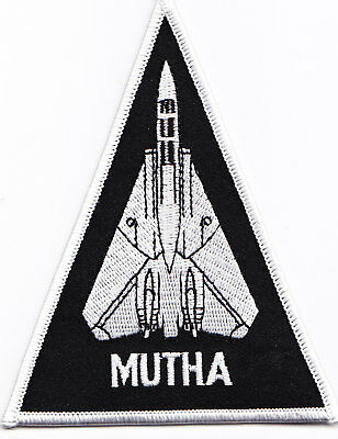 MUTHA Award F-14 Tomcat patch probably for VF-103