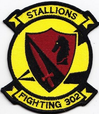 VF-302   Fighting 302  Stallions               USN