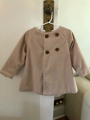girls size 3 jacket, Italian made, never worn! In perfect condition!