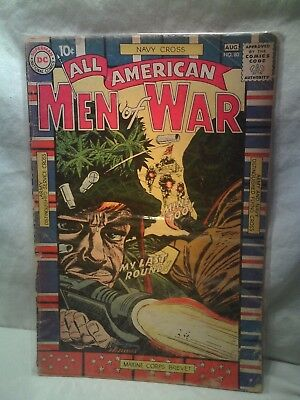 All American Men of War DC Comics issue 80