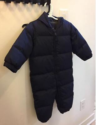 Gap snow suit for toddler, 18-24 months