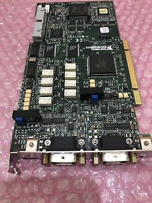 National Instruments  NI PCI-CAN/XS2 Series 2  2 Ports Card