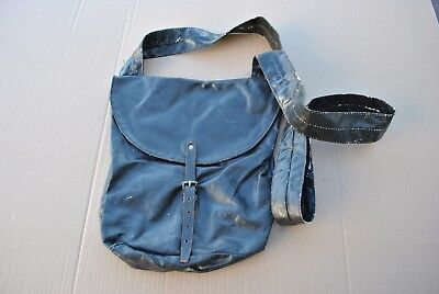 Civil War 19th Century US Infantry Canvas Tarred Haversack