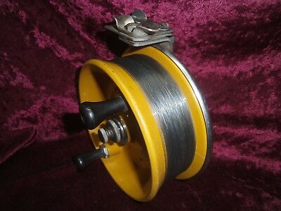Vintage Charles Alvey Surf Champion  Reel Model 630 A5 Made In Australia.