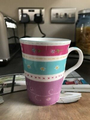 Laura Ashley Bone China Cup 'Marie'