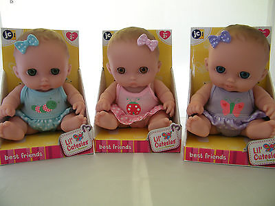 Puppe Lil' Cutesies 22 cm Best Friends