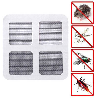 Fashion Anti-Insect Fly Window Mosquito Screen Net Repair Tape Patch Adhesive