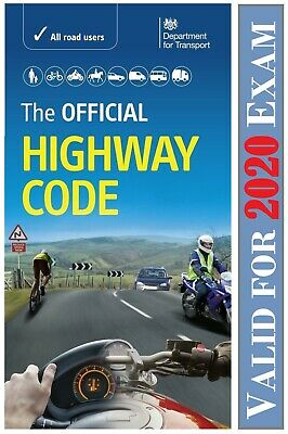 The Official Highway Code 2018 L Book DSA Brand New Latest Edition for Theory Hw