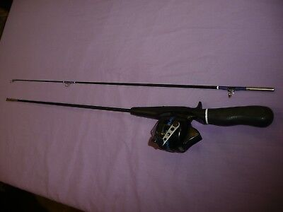 Trigger Grip baitcasting Rod and reel (011)