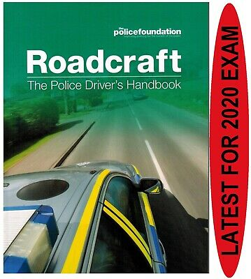 Roadcraft The Police Driver's Handbook Book | Police Foundation UK NEW 2018 Polc