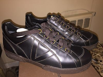 MENS VINTAGE LOUIS Vuitton Steamer Sneakers from 2007 Dead Stock US 11-11 5  SALE