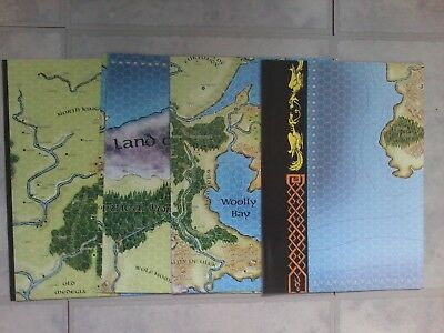 D&D Greyhawk Poster Maps - all four from Dragon magazine