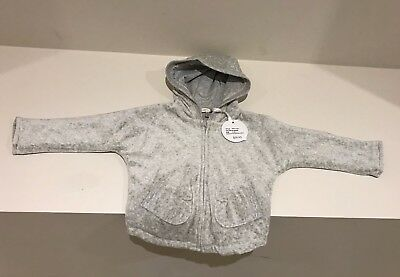 NEW Kids Girls Clothing 9 Months Blizzard Grey Originally $60 now $15