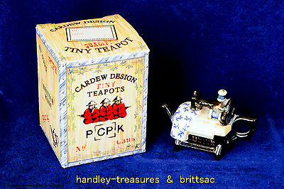 Cardew Tiny Teapot Sewing Machine - Boxed