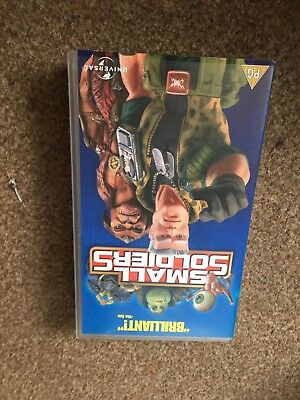 small soldiers Video vhs