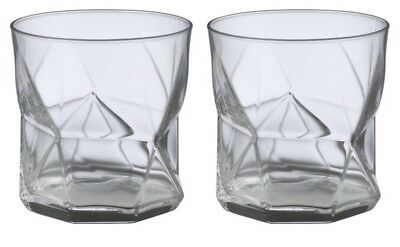 Pair of Blade Runner 2049 Prop Whisky Glasses