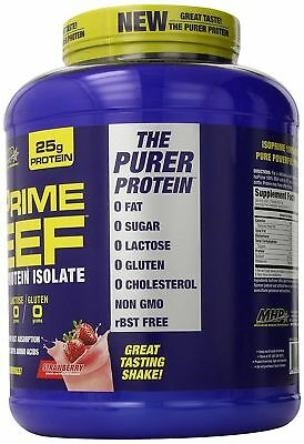 MHP ISO PRIME 100% BEEF ISOLATE PROTEIN - Dymatize Nutrition ISO, Myofusion