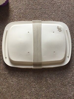 Pampered Chef Rectangular Dish Lid Cover
