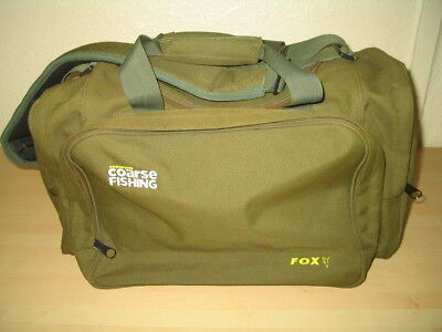 Fox Coarse Fishing Bag Holdall Green