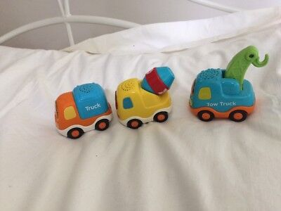 Vetch Toot Toot Construction Vehicles