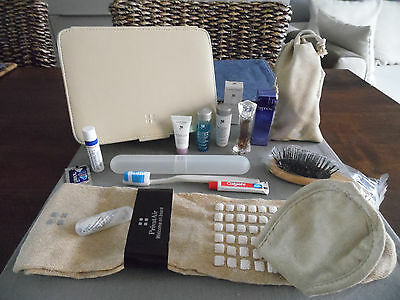 PRIVATAIR First Class LANCOME Ladies' Amenity Kit Trousse Neceser Kulturbeutel