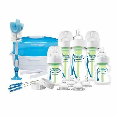Dr Brown's Options Bottle & Steriliser Gift Set