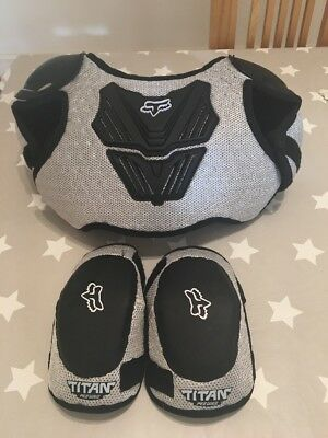 childs motorcross offroad protection