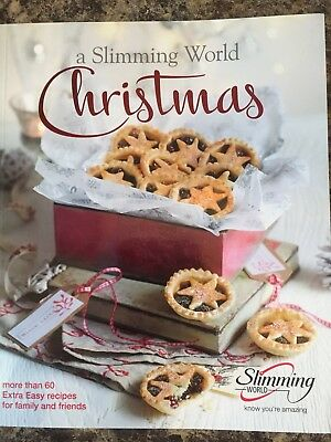 Slimming World Christmas Recipe Book