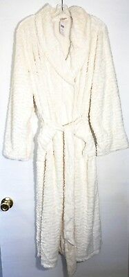 15013bc67c NWT  99 Chico s Soma Embraceable Luxe Marble Long Robe
