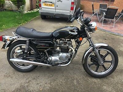 Triumph Bonneville T140D  1981  Black ** Delivery Can Be Arranged If Required**