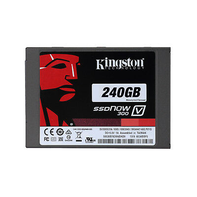 "For Fast Speed Kingston SSD 240GB SATA 3/III  2.5"" 7mm 540MB/s Read Solid State"
