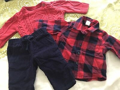 Baby Boy Gap Bundle 3-6 Months