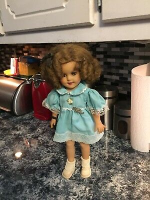 Vintage Beautiful St 15 Shirley Temple Ideal Doll
