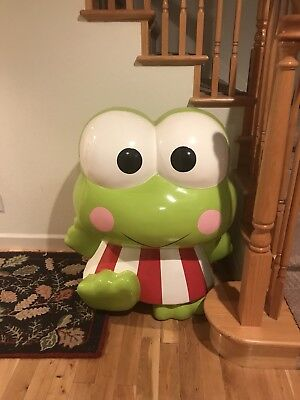 keroppi sanrio Fiber Glass Figure