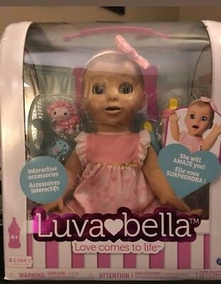 Lovabella Lova Bella Blond Girl In Hand New Ready To Ship Sold Out