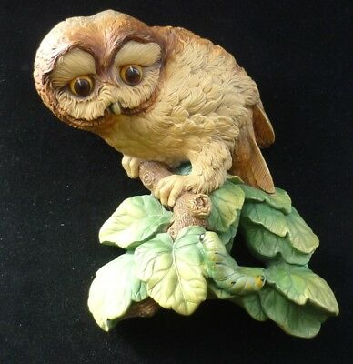 1965 Bossons Owlet Wall Plaque In Good Condition