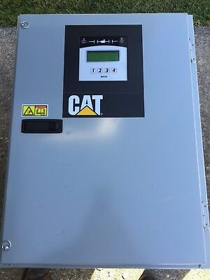 Caterpiller transfer switch