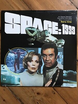 Barry Gray SPACE 1999 TV OST New & Sealed Gerry Anderson
