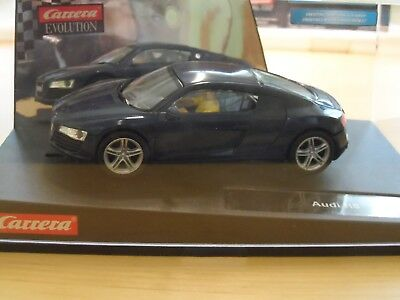 Carrera Evolution Audi R8 Neu