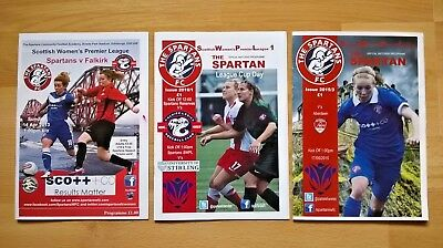 Spartans Women`s / Ladies  v Falkirk, Aberdeen, Stirling University - Scotland