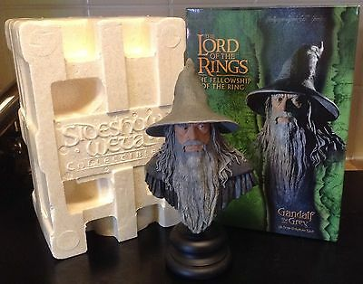 Sideshow Weta Lord Of The Rings Gandalf The Grey Bust