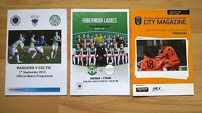 Rangers * Hibernian ^ Glasgow City - Scottish Women`s Premier League - Scotland
