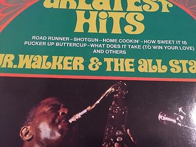 Motown -Junior Walker and the All Stars Greatest Hits