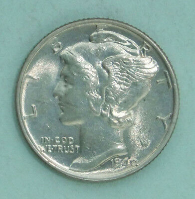 Usa  -  Mercury Dime  Coin